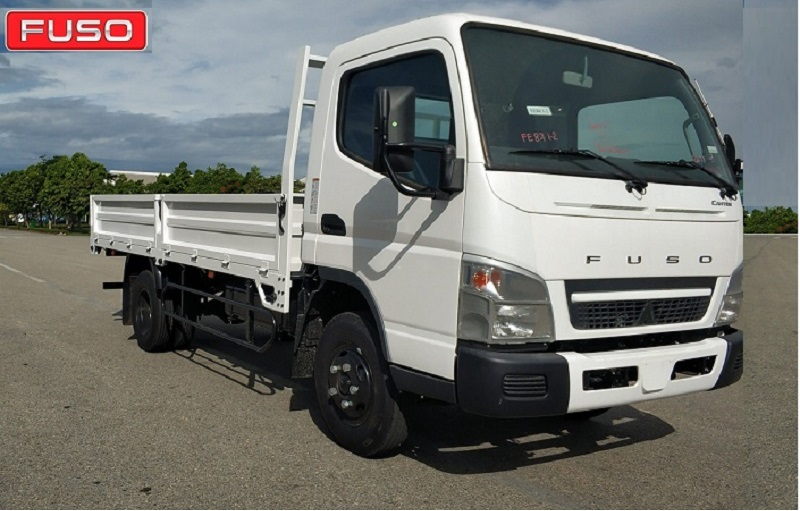 FUSO CANTER 4.99 THÙNG LỮNG