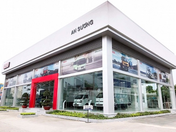 Showroom Fuso An Sương New