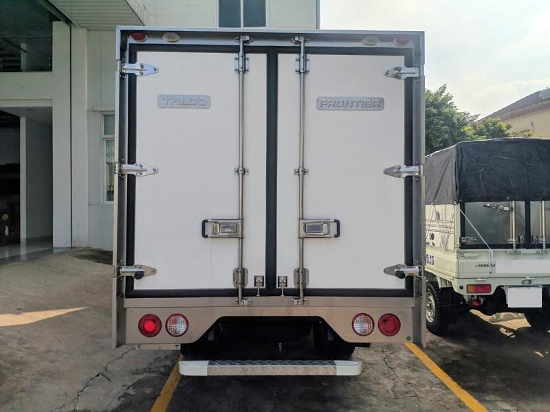 cửa sau xe KIA K250 thùng đông lạnh