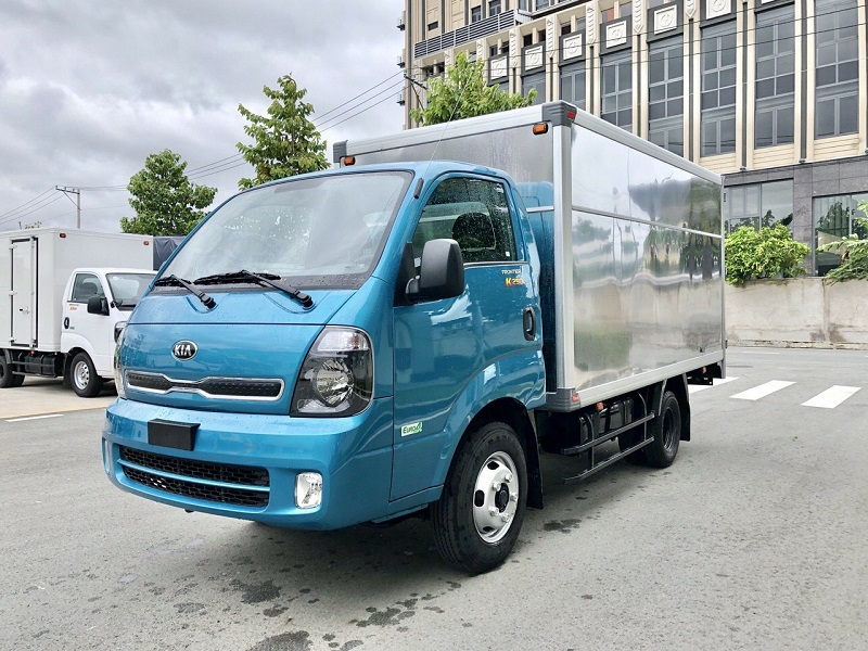 Xe tải KIA K250 Thùng kín mới