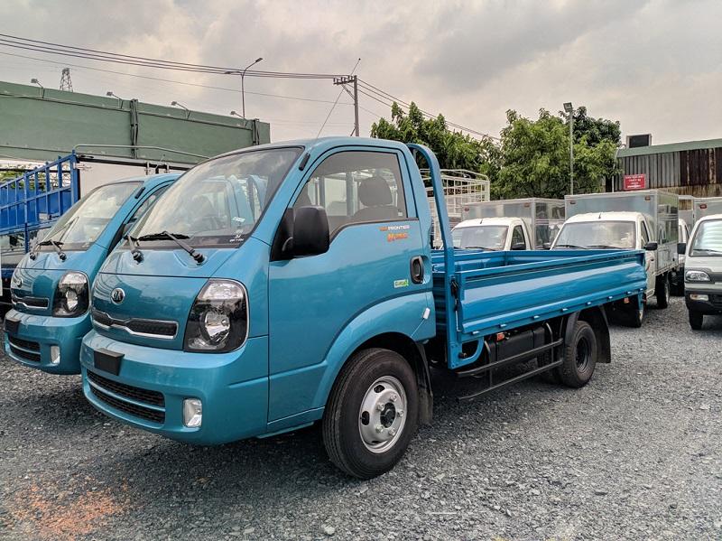 xe tải KIA K250 thùng lững